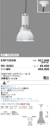 ERP7265W-RS928C